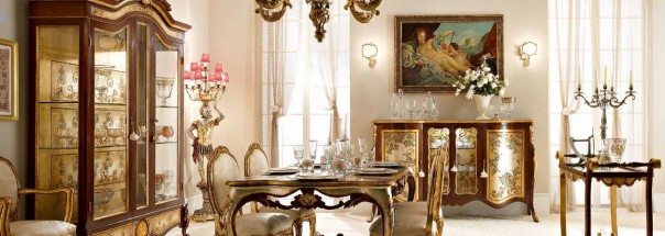 Итальянская гостиная «Area»