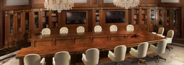Итальянский кабинет «Conference Table 05″