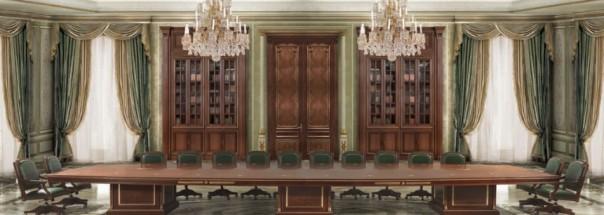 Итальянский кабинет «Conference Table 06″