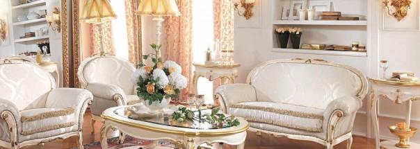 Итальянская гостиная «Napoleone»