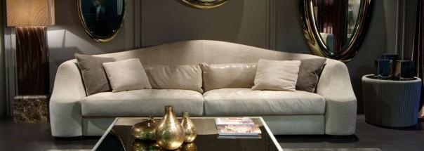 Итальянская мягкая мебель «Ricasoli»