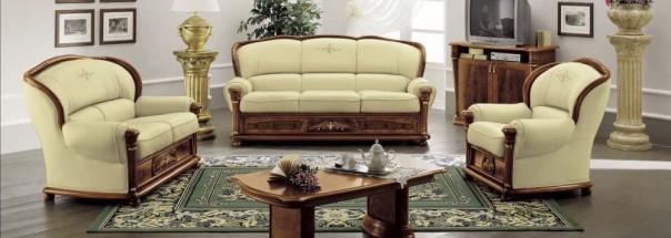 Итальянская мягкая мебель «Klassika»
