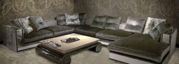 Испанская мягкая мебель «Colonial»