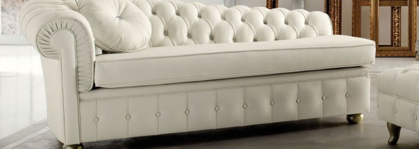 Итальянская мягкая мебель «Chester»