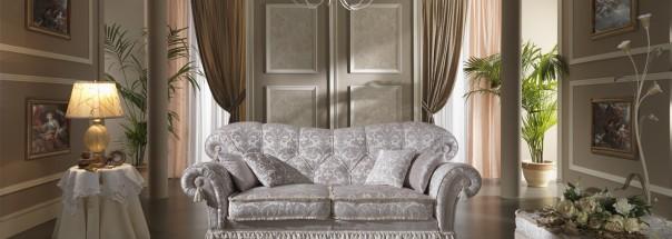 Итальянская мягкая мебель «Cesar»