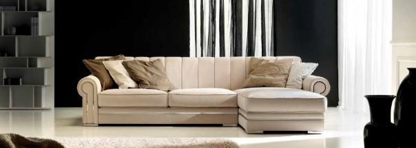 Итальянская мягкая мебель «Quincy»