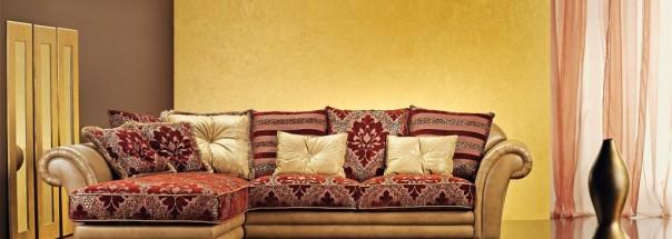 Итальянская мягкая мебель «Ramon»