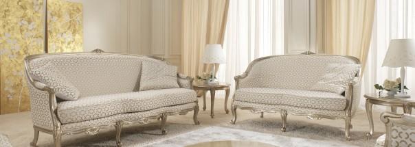 Итальянская мягкая мебель «Aramis»