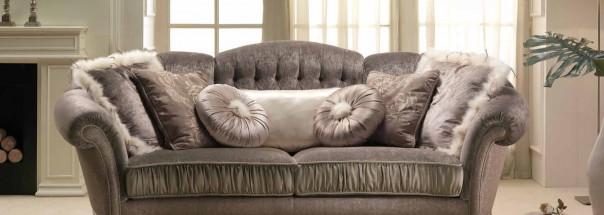 Итальянская мягкая мебель «Audrey»