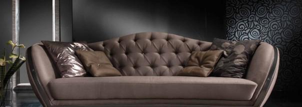 Итальянская мягкая мебель «Divina»