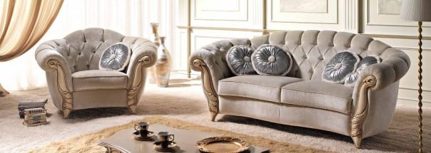 Итальянская мягкая мебель «Drop»