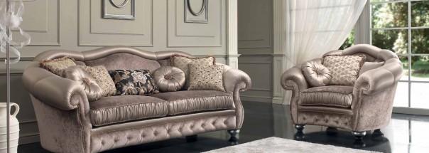 Итальянская мягкая мебель «Greta»