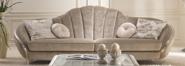 Итальянская мягкая мебель «Paradise»