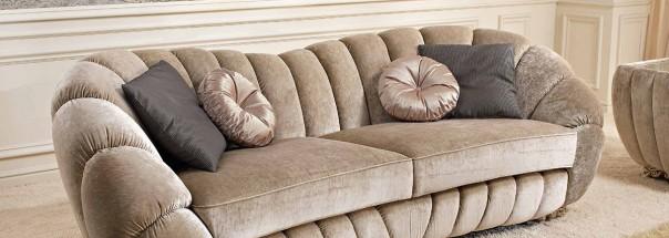 Итальянская мягкая мебель «Pearl»
