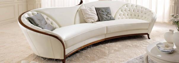 Итальянская мягкая мебель «Petra»