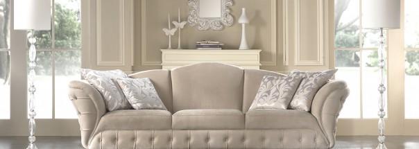 Итальянская мягкая мебель «Scarlett»