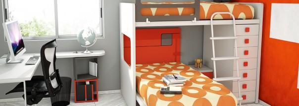 Испанская детская комната «Joype 33»