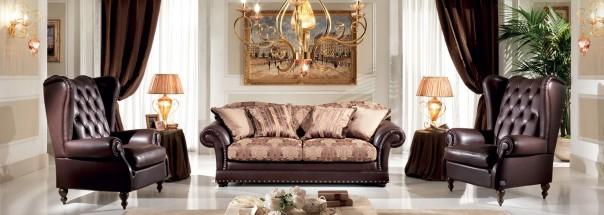 Итальянская мягкая мебель «Federica»