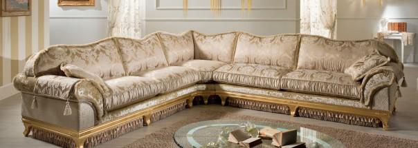 Итальянская мягкая мебель «Sofia»