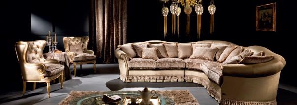 Итальянская мягкая мебель «Valeria»
