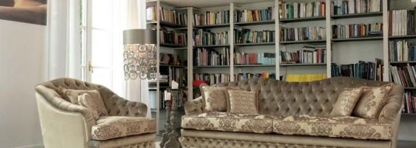 Итальянская мягкая мебель «Denver»