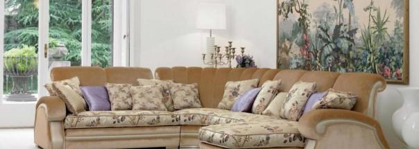 Итальянская мягкая мебель «Sibilla»