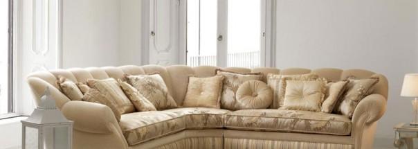 Итальянская мягкая мебель «Teseo»