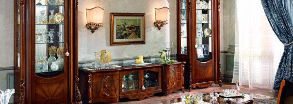 Итальянская гостиная «Barocсo»