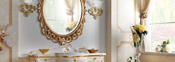 Итальянская мебель для ванных комнат «Manuel»